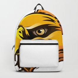 eagle head Backpack