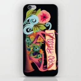 pretty. odd iPhone Skin