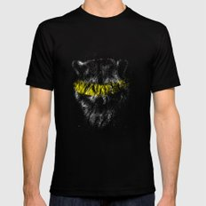 Kleptomania SMALL Black Mens Fitted Tee