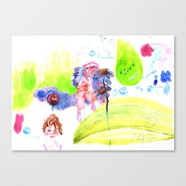 play day Canvas Print