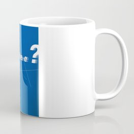 where? Coffee Mug