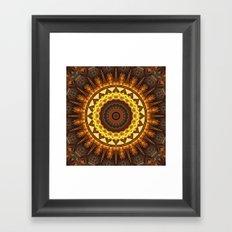 Del Sol Framed Art Print