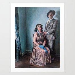 Abyssinia Soon Art Print