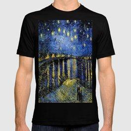 Vincent Van Gogh Starry Night T-shirt