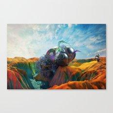 Orikhami Canvas Print