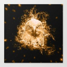 Spirit Eagle Canvas Print