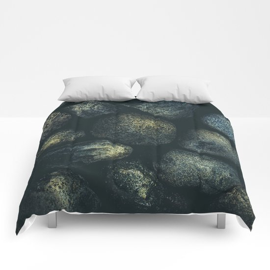 Rock hard Comforters