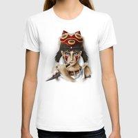 mononoke T-shirts featuring Mononoke by Cristina Valero