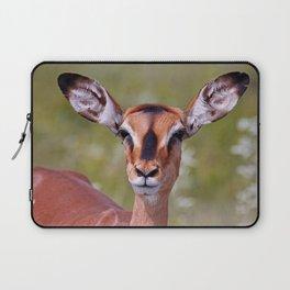 The Impala - Africa wildlife Laptop Sleeve