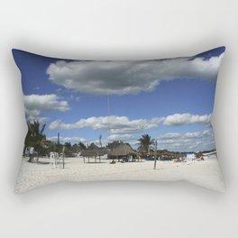 Carribean sea 15 Rectangular Pillow