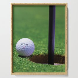 Golf Ball Serving Tray