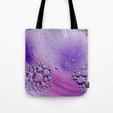 Oil Bubbles Tote Bag