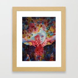 Nomi Framed Art Print