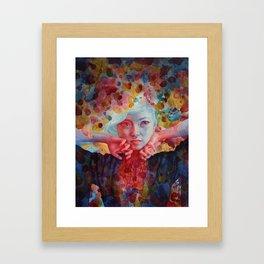 Nomi Framed Art Print