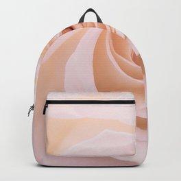 Peach Rose Backpack