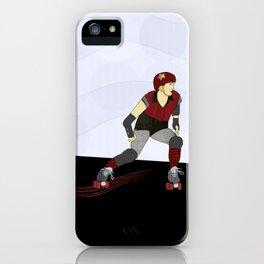 Roller Derby iPhone Case