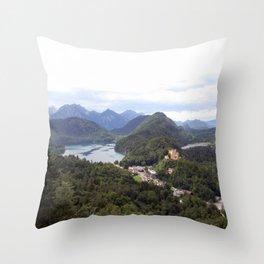 Castello Throw Pillow