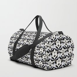 Interwoven XX - Black Duffle Bag