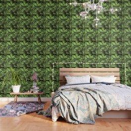 Cool Green of Summer Wallpaper