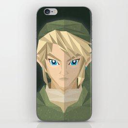 The Hero of Time iPhone Skin