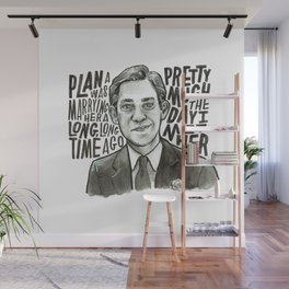 Jim | Office Wall Mural