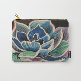 Dynamic Flower Carry-All Pouch