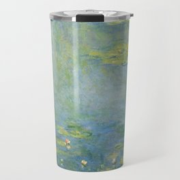 Monet Waterlilies, 1906 Travel Mug