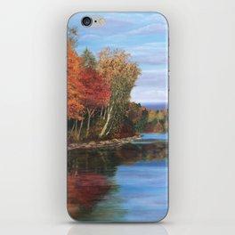 Autumn Splendor iPhone Skin