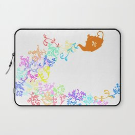 Tea series: Magic teapot Laptop Sleeve