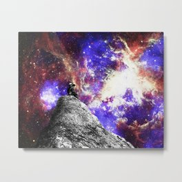 Star Gazing Metal Print