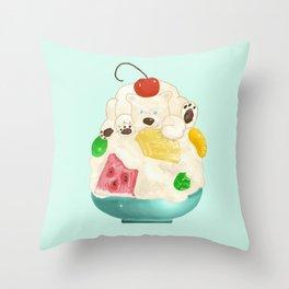 Shirokuma Throw Pillow