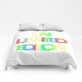 Unlimited Edition Comforters