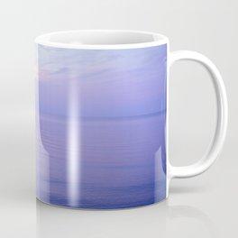 Long Dock Coastal Potography Coffee Mug