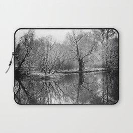 Mirror inside Laptop Sleeve