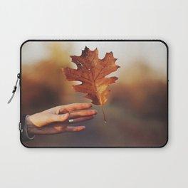 Catching a bit of Autumn Laptop Sleeve