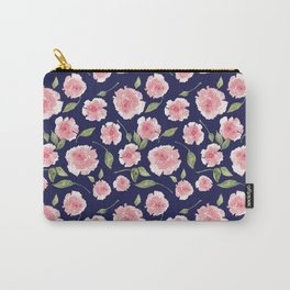 Scarlet Pimpernel blue Carry-All Pouch