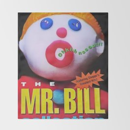 Mr. Bill Throw Blanket