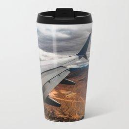 wing over mars Metal Travel Mug