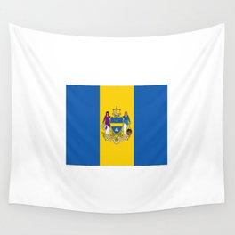 flag philadelphia,america,us,Philly,Pennsylvannia, Brotherly,Athens,Philadelphian,Penn,Pennsylvanian Wall Tapestry
