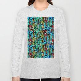 Multicolored Long Sleeve T-shirt
