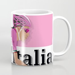 GIRO D'ITALIA Grand Cycling Tour of Italy Coffee Mug