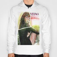 valentina Hoodies featuring VALENTINA by Rayane Guedes XII