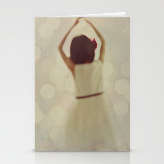 Dreaming of Dancing Stationery Cards