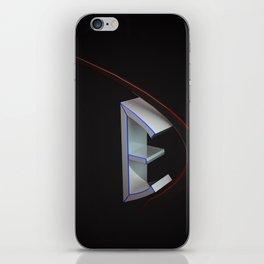 Logo edprodesign iPhone Skin