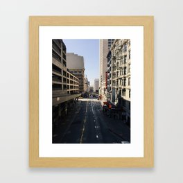 Iphone Untitled 1 Framed Art Print