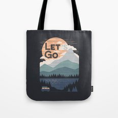 Let's Go Tote Bag