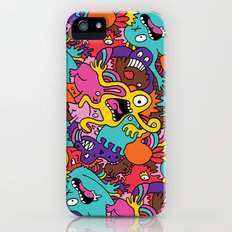 More Monsters, More Patterns iPhone (5, 5s) Slim Case