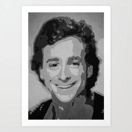 Bob Saget Art Print