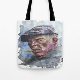 Lee marvin Tote Bag