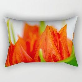 Aliquam tulips Rectangular Pillow